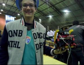 Etapa Regional da Olimpíada Brasileira de Robótica