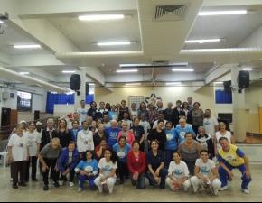 Oficina Capoeira - Grupo Conviver