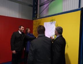 La Salle Canoas inaugura o Ginásio Infantil