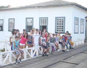 Visita de Estudos Cidade de Goiás