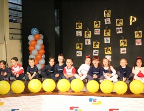 XXXIV La Salle te abraça da Educação Infantil