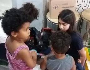 Semana da Criança Solidária
