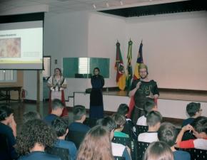 Aula Interdisciplinar de Sociolinguística - 6º ano/EF