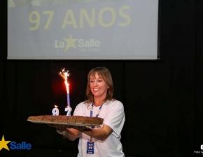 Aniversário La Salle - 97 anos