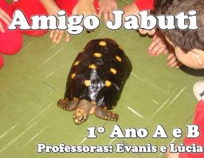 Visita do Jabuti
