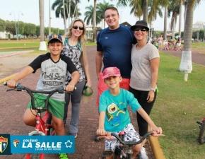 VII Passeio Ciclístico e Caminhada Lassalista