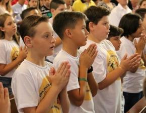 Celebração da Primeira Eucaristia 2019