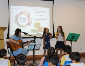 Vozes do Abel (3º ano EF)