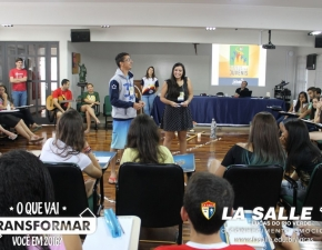 Curso de Lideranças Juvenis 2016