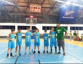 Estudantes Dorenses são destaques na Copa Farroupilha de Basquete