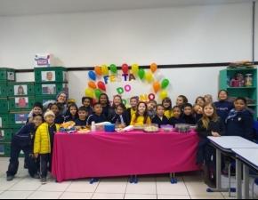 Festa do Caderno - 1°anos2019