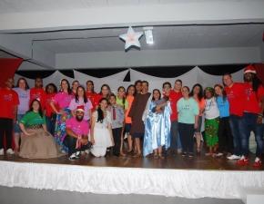 Encerramento de Natal La Salle Esmeralda 2017