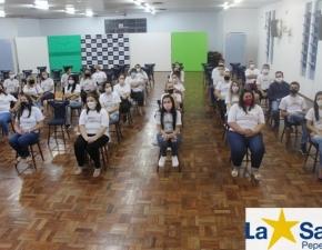 Campanha de Matrículas para o ano de 2021 com os Colaboradores Lassalistas