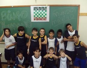 oficina de xadrez