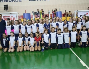 20/08/2018 mini volei
