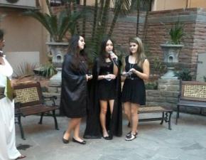 Banquete Grego 2014