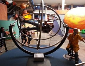 Visita ao Museu de Tecnologia PUC