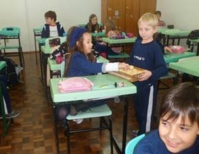 3º ano do EF - A alimentação e a sua diversidade no Brasil.