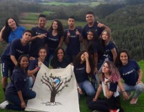 Encontrão dos Grupos de Jovens - Região Sul