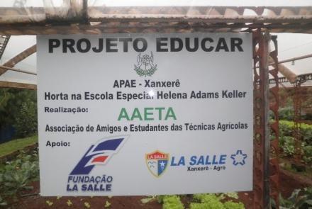 Projeto Educar APAE