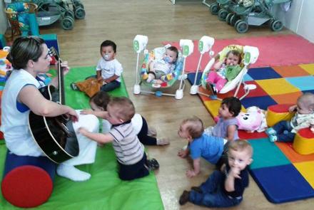 Conhecendo os instrumentos musicais