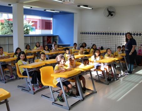 Sala de aula - Ensino Fundamental I
